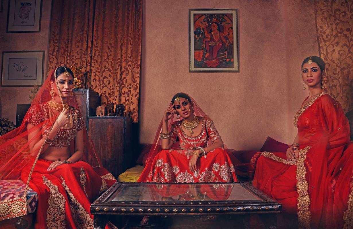 The history of Indian ethnic wear