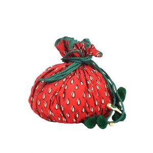 Jaipuri Print Potli Bag