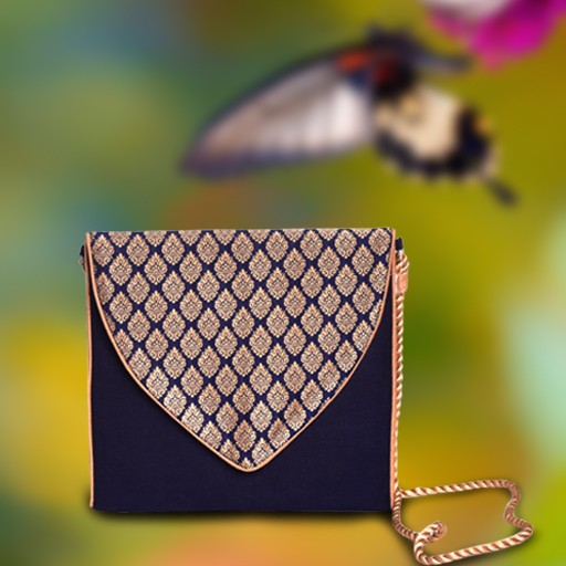 Brocade Sling Bag