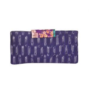 Ikkat purse