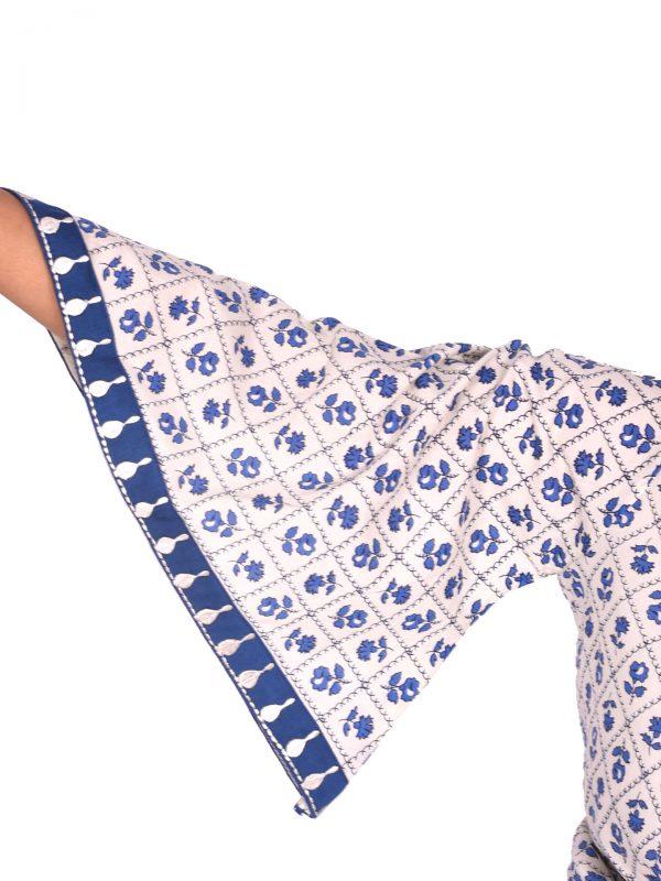 Jaipuri print top