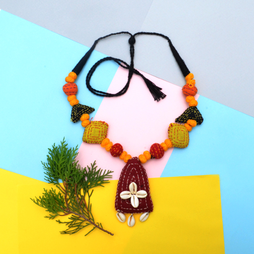 Katha Necklace