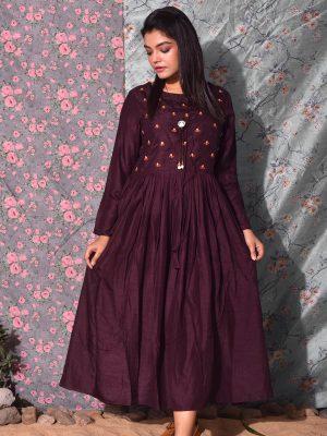 Jacket Style Dress