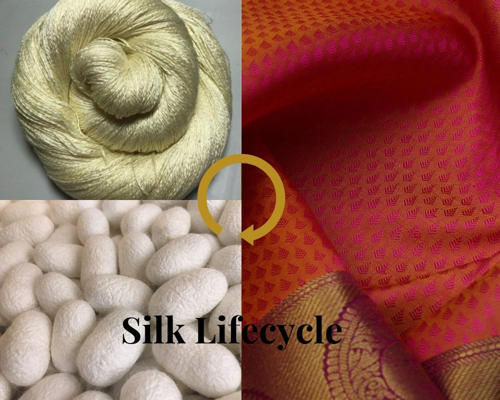 All about Silk-Origin | Types | Silk Sarees