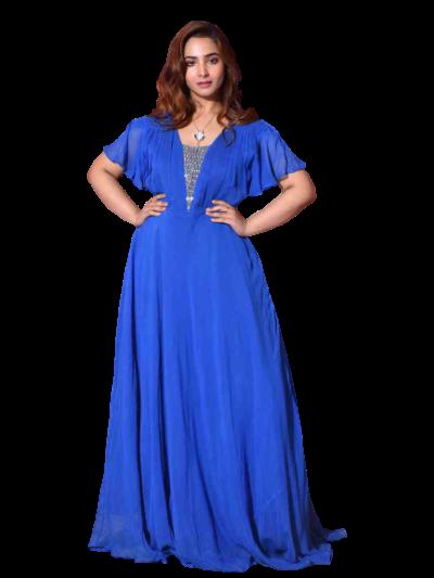 part gown